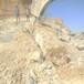 通州區采石場巖石專用劈石機