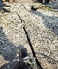 织金劈裂棒施工案例挖停车场基础