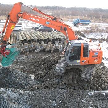 石头混凝土破碎斗矿山破碎破碎长度