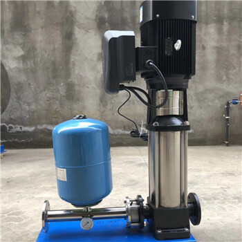 楼高层二次供水泵供水99热最新地址获取增压泵不锈钢增压立式离心变频多级泵