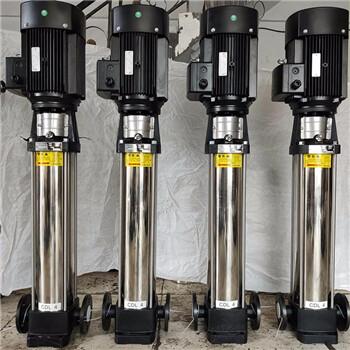 吉林省吉林市轻型不锈钢立式多级离心水泵