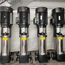 上海市供應南方泵業不銹鋼立式多級離心泵,供水設備增壓立式水泵圖片