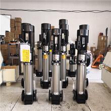 配10十噸16公斤1.25mpa蒸汽鍋爐立式補給水泵