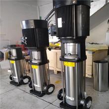 配WNS型燃氣蒸汽鍋爐立式臥式泵DG型補給水泵