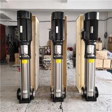 山東濟寧金潤源泵業蒸汽鍋爐高溫立式補給水泵
