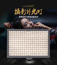 LUXCEO摄影摄像LED常亮灯P02,视频LED补光灯图片
