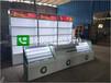 北京便利店超市煙柜美觀大方亮光白烤漆