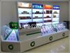 湖南煙柜展示柜設計尺寸圖茶葉柜新款上市