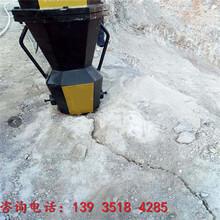 德阳裂石机厂家电话图片