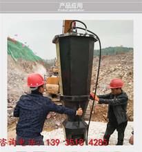 東莞大型巖石分裂機開山機哪個好用圖片