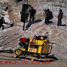 绥化大型岩石分裂机割裂机产品中心图片