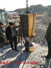 安順挖改式開石器靜爆機廠家在哪圖片