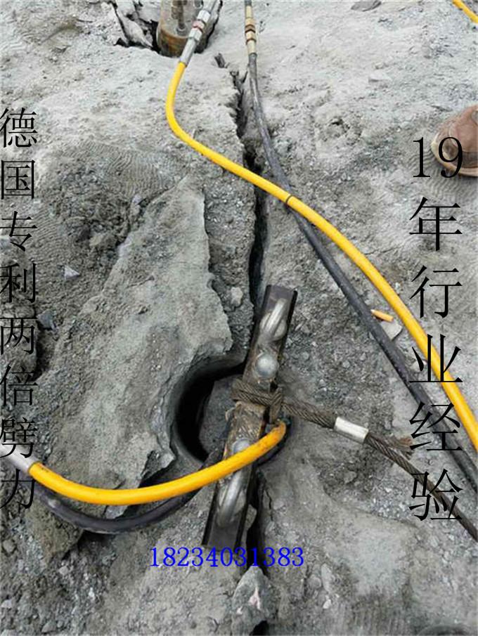 黔東南劈裂機產量高