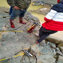 长沙水下采石机分裂机