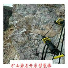 银川岩石分裂机效益怎么样