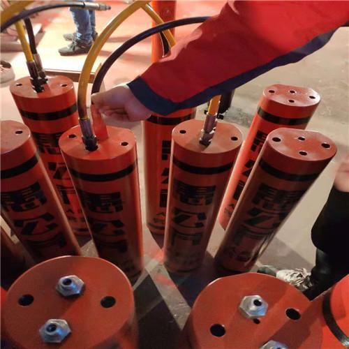 液壓劈裂機快速開挖設備泵教會再走