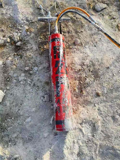 建筑物拆除石頭液壓劈裂棒企業資訊