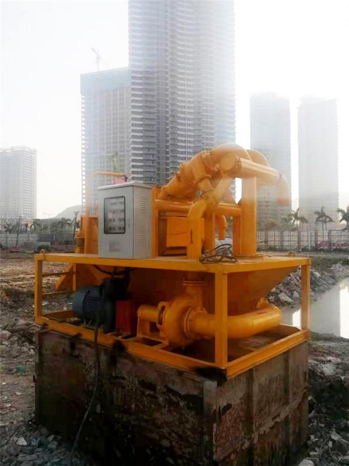 南京鉆井泥漿脫水器