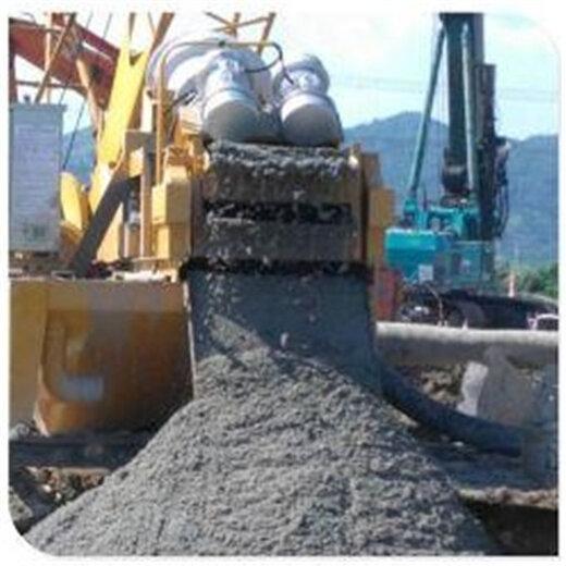 石家莊泥漿泥水分離器產量大