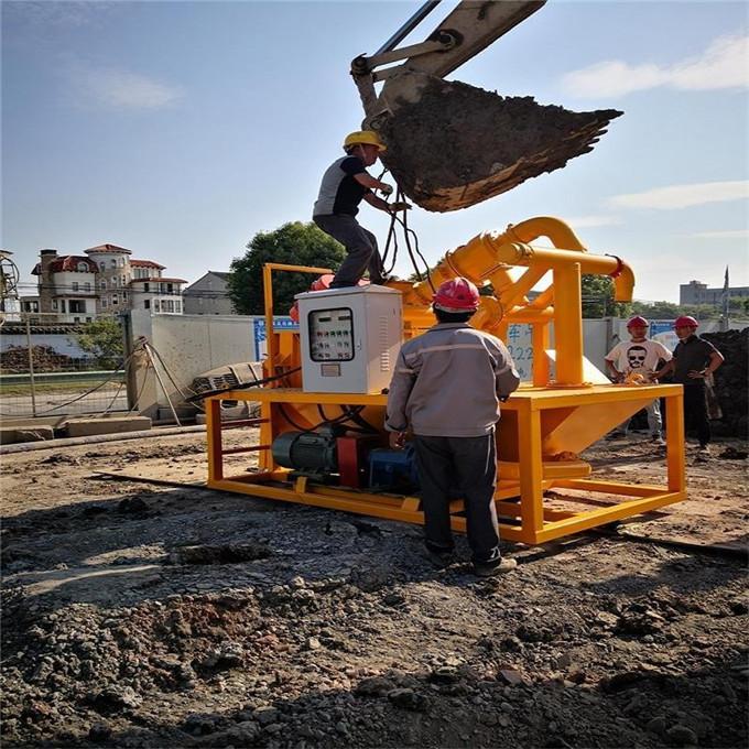 杭州打樁工地泥水處理器銷售電話