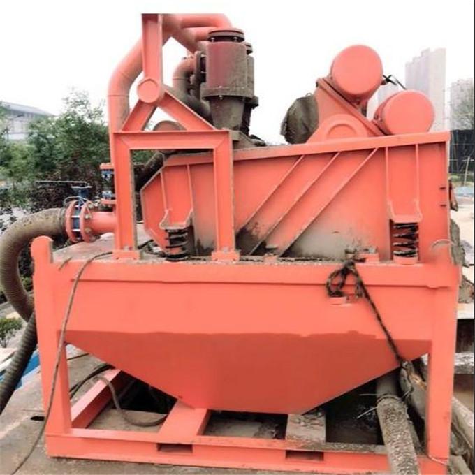 唐山打樁泥漿處理器