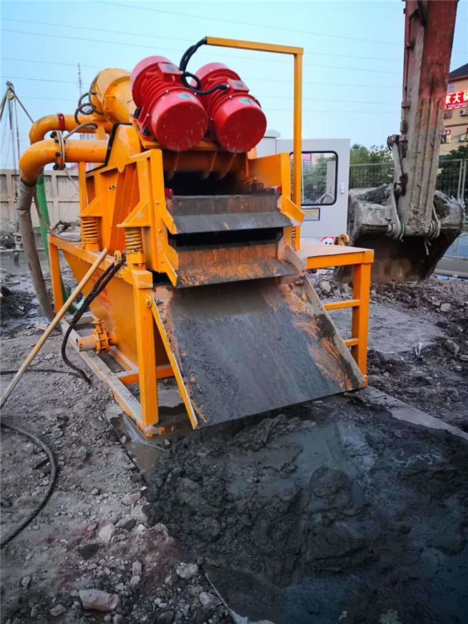 廣東ZE-250泥漿凈化分離器廠家電話
