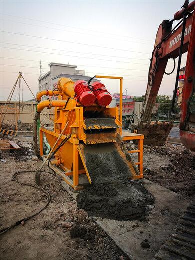 鄭州打樁泥水脫泥設備價格