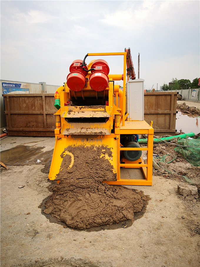 深圳頂管泥漿脫泥設備價格