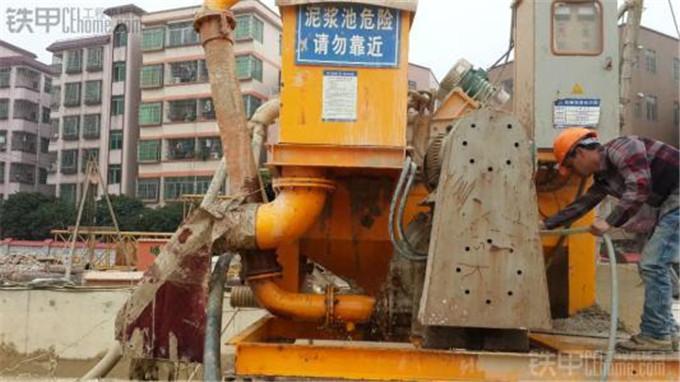 江門水循環利用泥水分離器