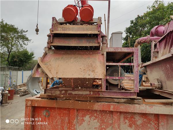 杭州無噪音泥漿處理設備經銷點
