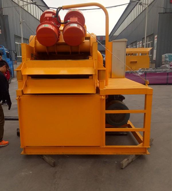 鄭州循環鉆孔泥漿處理器出租