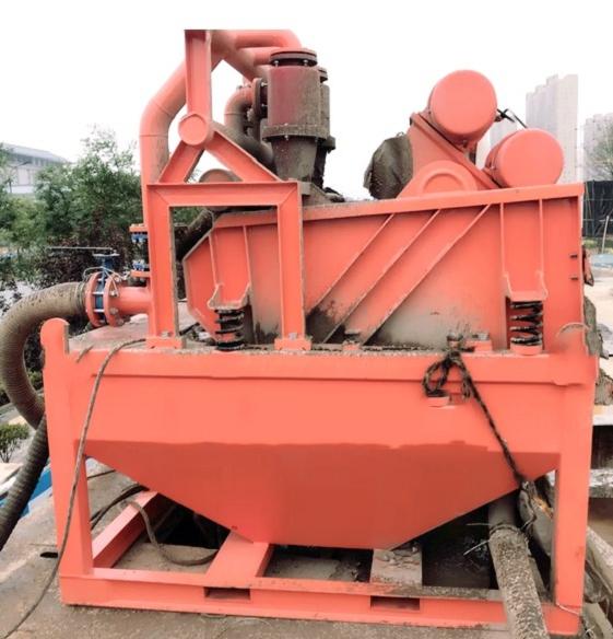 杭州水循環利用泥漿處理器價格