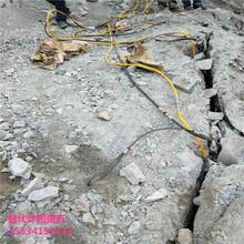 修路石方静态爆破破石棒生产厂家图片