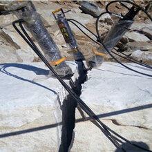 开山钩机产量低的开石方法苏州图片
