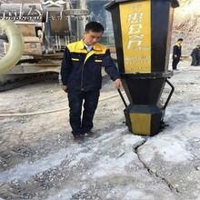 深圳北京愚公斧液压劈裂机城市静态分大理石地点购买图片