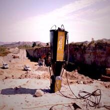 长春武汉愚公斧劈裂机静态公路扩宽花岗岩价格电话图片