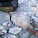 沈陽采石場采石巖漿巖劈裂機