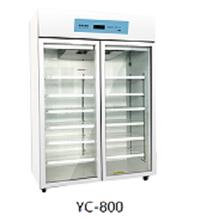 医用冷藏柜冷存试剂使用于药房卫生场所血站图片