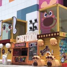 巨型扭蛋机定制款商场盈利设施青和文化接受定制商场活动设施超级扭蛋机找青和