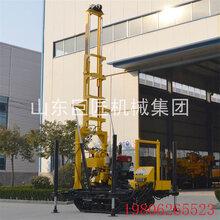 巨匠集团XYD-130履带水井钻机百米液压钻机热销图片