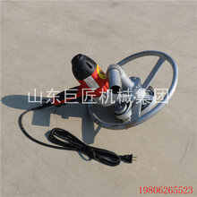 巨匠SJD-2A便携式打井机家用打井机速度快单人操作图片