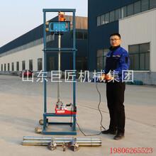 供應4KW電動打井機家用打井100米深水井鉆機小型易操作圖片