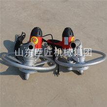巨匠集团SJD-2A便携式打井机家用打井机速度快单人操作热销图片