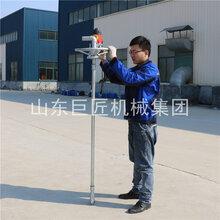 巨匠集团SJD-2B龙门架4kw家用打井机电动打井机价格图片