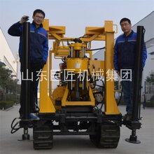 巨匠集团供应XYD-130履带式钻机液压履带钻机取芯图片图片