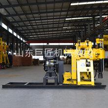 巨匠集团HZ-200Y热销百米勘探钻机工程地质钻机取芯图片