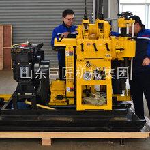 巨匠集团热销HZ-200YY地质钻探机地质勘察取芯机械价格图片