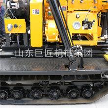 巨匠集团XYD-200履带地质勘探百米液压岩心钻机图片