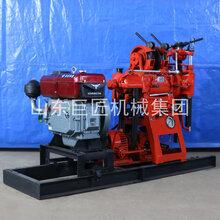 巨匠集团XY-100液压岩芯钻机地质百米钻机图片