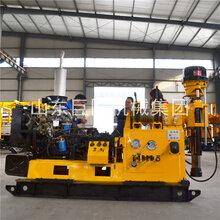 巨匠集团XY-3岩心钻机全液压地质钻机变速钻机图片